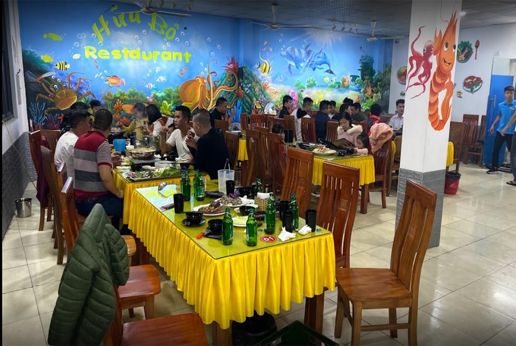 Nhà hàng hải sản tại Hà Nội